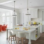 Choose best Color for small kitchen remodel 110