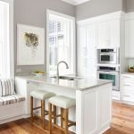 Choose best Color for small kitchen remodel 111
