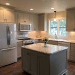 Choose best Color for small kitchen remodel 124