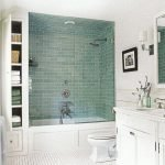 Enhancing The Feeling Of Space In Small Bathrooms 1