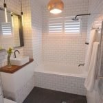 Enhancing The Feeling Of Space In Small Bathrooms 18