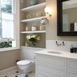 Enhancing The Feeling Of Space In Small Bathrooms 19