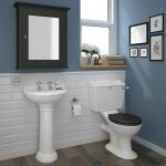 Enhancing The Feeling Of Space In Small Bathrooms 25