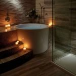 Enhancing The Feeling Of Space In Small Bathrooms 27