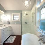 Enhancing The Feeling Of Space In Small Bathrooms 30