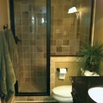 Enhancing The Feeling Of Space In Small Bathrooms 32