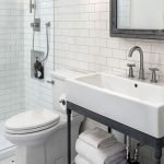 Enhancing The Feeling Of Space In Small Bathrooms 38