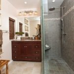 Enhancing The Feeling Of Space In Small Bathrooms 46