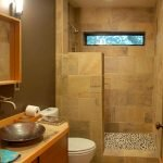 Enhancing The Feeling Of Space In Small Bathrooms 47