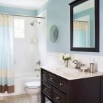 Enhancing The Feeling Of Space In Small Bathrooms 48