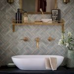 Enhancing The Feeling Of Space In Small Bathrooms 51