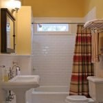 Enhancing The Feeling Of Space In Small Bathrooms 52