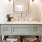 Enhancing The Feeling Of Space In Small Bathrooms 55