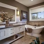 Enhancing The Feeling Of Space In Small Bathrooms 62