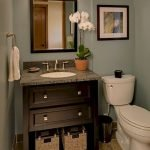 Enhancing The Feeling Of Space In Small Bathrooms 65