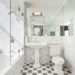Enhancing The Feeling Of Space In Small Bathrooms 66