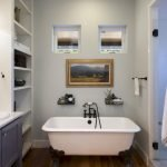 Enhancing The Feeling Of Space In Small Bathrooms 71