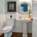Enhancing The Feeling Of Space In Small Bathrooms 73