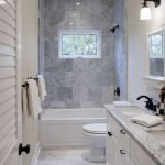 Enhancing The Feeling Of Space In Small Bathrooms 77
