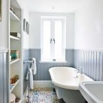 Enhancing The Feeling Of Space In Small Bathrooms 82