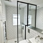 Enhancing The Feeling Of Space In Small Bathrooms 87