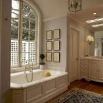 Enhancing The Feeling Of Space In Small Bathrooms 100