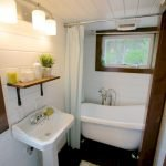 Enhancing The Feeling Of Space In Small Bathrooms 115