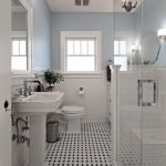 Enhancing The Feeling Of Space In Small Bathrooms 122