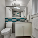 Enhancing The Feeling Of Space In Small Bathrooms 124
