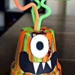 Kids Halloween crafts for Your Kids Halloween Party 31