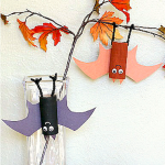 Kids Halloween crafts for Your Kids Halloween Party 53