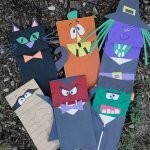 Kids Halloween crafts for Your Kids Halloween Party 54