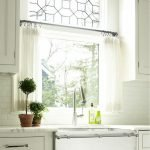 Kitchen Window Treatments Ideas For Less 73