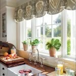 Kitchen Window Treatments Ideas For Less 79