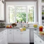 Kitchen Window Treatments Ideas For Less 80