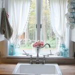 Kitchen Window Treatments Ideas For Less 82