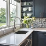 Kitchen Window Treatments Ideas For Less 5