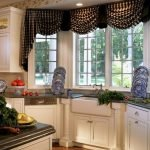 Kitchen Window Treatments Ideas For Less 9