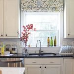 Kitchen Window Treatments Ideas For Less 26