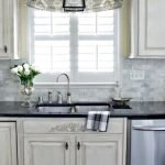 Kitchen Window Treatments Ideas For Less 29