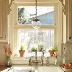 Kitchen Window Treatments Ideas For Less 31