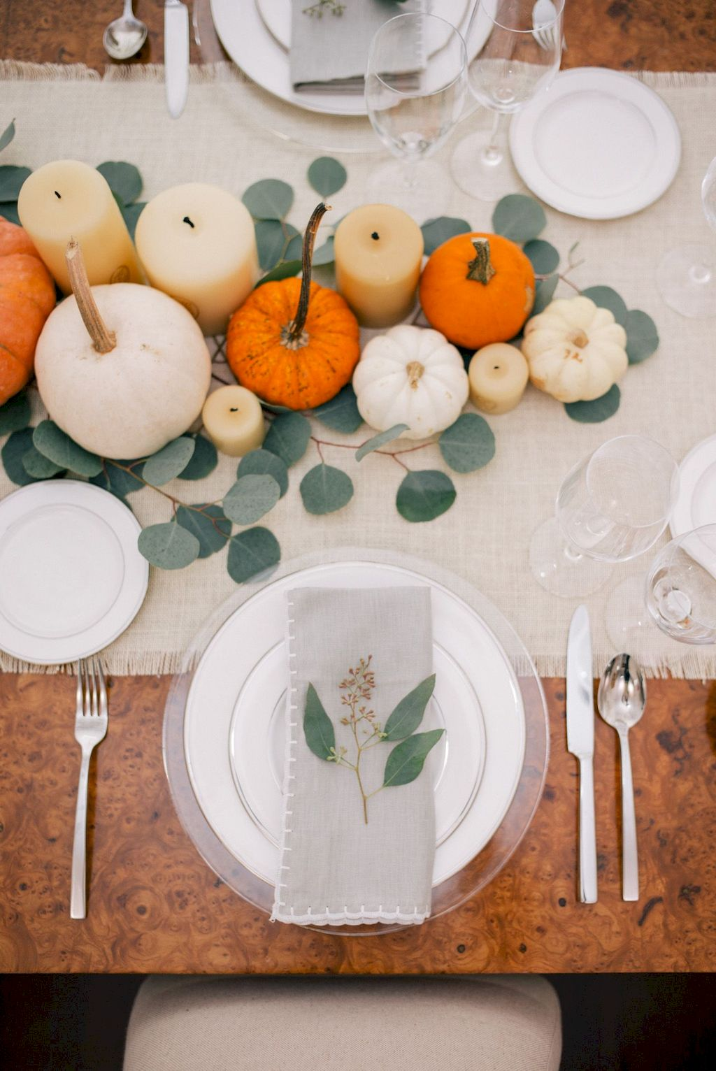 Simple and Easy Thanksgiving Decoration 115