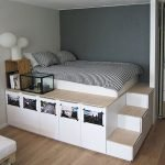 Smart Ideas For Amazing Bedroom Storage 31