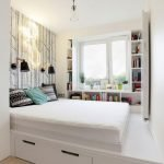 Smart Ideas For Amazing Bedroom Storage 62