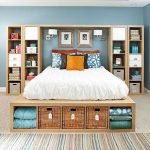 Smart Ideas For Amazing Bedroom Storage 70