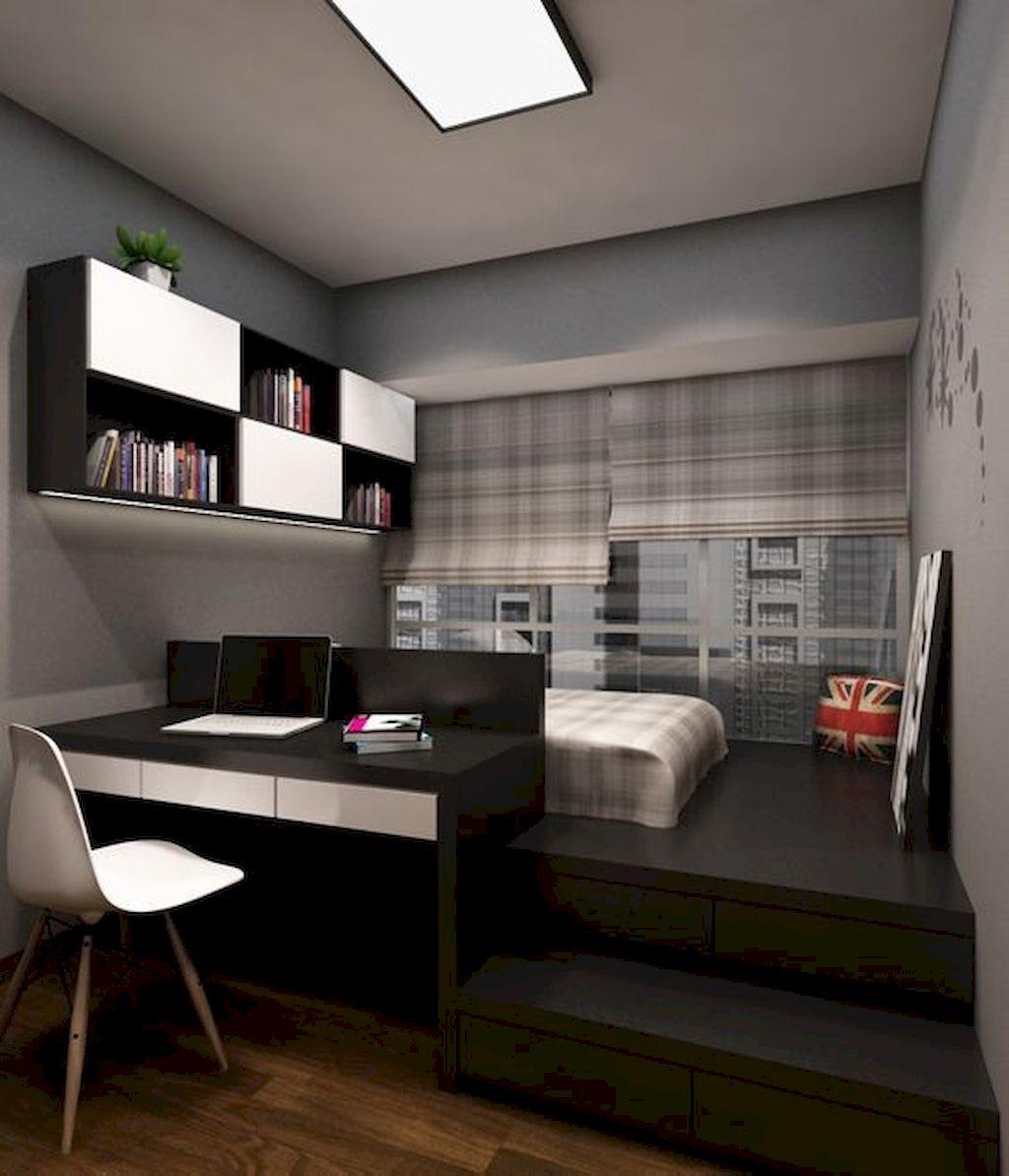 Smart Ideas For Amazing Bedroom Storage
