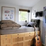 Smart Ideas For Amazing Bedroom Storage 115