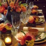 Thanksgiving Tabletop Crafts to Enhance Your Party 96