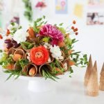 Thanksgiving Tabletop Crafts to Enhance Your Party 125