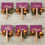 Thanksgiving Tabletop Crafts to Enhance Your Party 128
